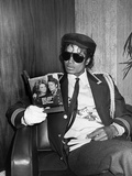 Michael Jackson Photographic Print by Bob Johnson