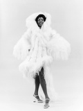Melba Moore - 1974 Photographic Print by Norman Hunter