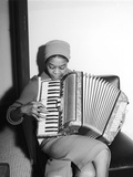 Dinah Washington - 1961 Photographic Print by Isaac Sutton