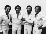 Four Tops - 1981 Photographic Print by Vandell Cobb