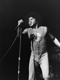 James Brown. - 1972 Photographic Print by Norman Hunter