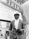 Walter Payton - 1985 Photographic Print by Bob Johnson