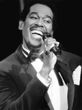 Luther Vandross - 1986 Photographic Print by Herbert Nipson