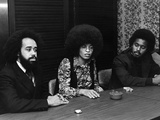 Angela Davis Photographic Print by Maurice Sorrell