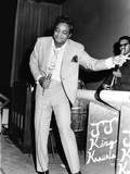 Jackie Wilson - 1967 Photographic Print by Bob Johnson