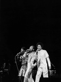 Earth, Wind & Fire - 1978 Photographic Print by Ozier Muhammad