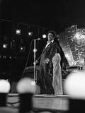 Johnnie Taylor Photographic Print by Todd Duncan