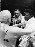 Floyd Patterson Photographic Print by Moneta Sleet
