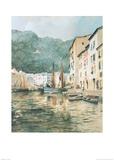 Portofino 2 Poster
