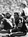 Walter Payton - 1979 Photographic Print by Vandell Cobb