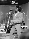 James Brown, ABAA 1986 Photographic Print by Isaac Sutton