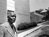 Dr. Benjamin E. Mays - 1977 Photographic Print by G. Marshall Wilson
