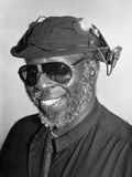 Curtis Mayfield - 1985 Photographic Print by Bob Johnson
