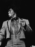 James Brown. - 1985 Photographic Print by Robert Johnson