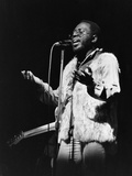 Curtis Mayfield Photographic Print by Norman Hunter
