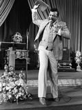 Rev. Ike - 1976 Photographic Print by G. Marshall Wilson
