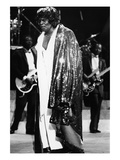 James Brown - 1991 Photographic Print by James Mitchell