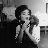 Eartha Kitt - 1959 Photographic Print by William Lanier