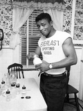 Floyd Patterson Photographic Print by G. Marshall Wilson