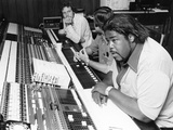 Barry White - 1974 Photographic Print by G. Wilson Wilson