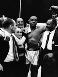 Sonny Liston - 1962 Photographic Print by Moneta Sleet