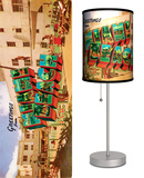 Miami Beach - Table Lamp Table Lamp