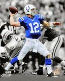 Andrew Luck 2012 Spotlight Action Photo
