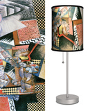 Chinese Restaurant - Table Lamp Table Lamp by Max Weber