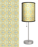 Deco Pattern, no. 028 - Table Lamp Table Lamp