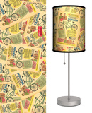 Schwinn: Tandem - Table Lamp Table Lamp