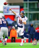 Peyton Manning 2012 Action Photo