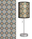 Deco Pattern, no. 053 - Table Lamp Table Lamp