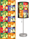The Beatles: Sea of Science - Table Lamp Table Lamp