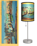 New York City - Table Lamp Table Lamp
