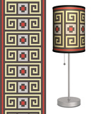 Deco Pattern, no. 002 - Table Lamp Table Lamp
