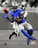 Calvin Johnson 2012 Spotlight Action Photo