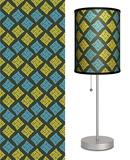 Deco Pattern, no. 032 - Table Lamp Table Lamp