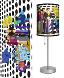 The Beatles: Sea of Holes - Table Lamp Table Lamp