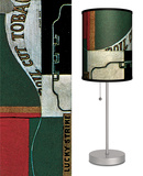 Lucky Strike - Table Lamp Table Lamp by Stuart Davis