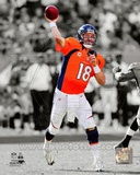 Peyton Manning 2012 Spotlight Action Photographie