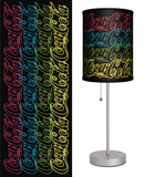 Coca-Cola: Neon Signs - Table Lamp Table Lamp