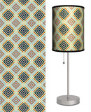 Deco Pattern, no. 054 - Table Lamp Table Lamp