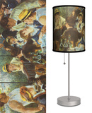 The Luncheon of the Boating Party - Table Lamp Table Lamp by Pierre-Auguste Renoir