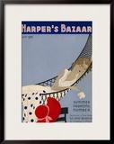 Harper's Bazaar, July 1930 Framed Giclee Print