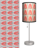 Deco Pattern, no. 024 - Table Lamp Table Lamp