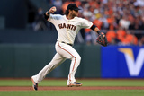 San Francisco, CA - Oct. 24:   San Francisco Giants v Detroit Tigers - Barry Zito Photographic Print by Doug Pensinger