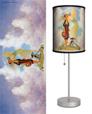 Saturday Evening Post: Springtime, 1933 - Table Lamp Table Lamp by Norman Rockwell
