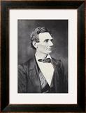 Abraham Lincoln, c.1860 Framed Giclee Print by Alexander Hesler
