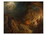 Der Traum Der Rezia, 1863 Giclee Print by Eugen Napolean Neureuther
