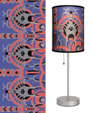 Deco Purple Buck - Table Lamp Table Lamp